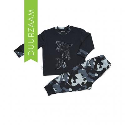 Frogs and Dogs Haai pyjama