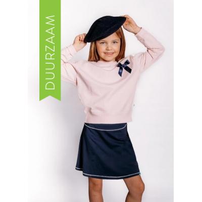 Bobbi Ravioli lichtroze sweater Claire