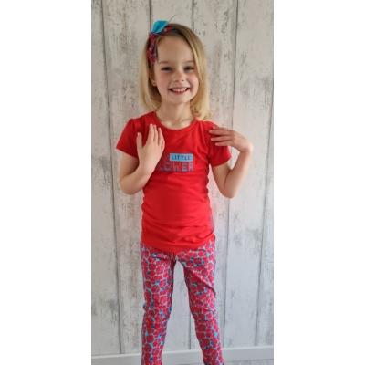 4-President SET shirt Franny & joggingbroek Amber