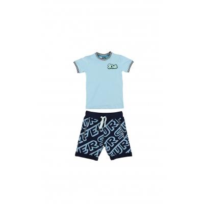 B'Chill SET: short Joey & shirt Karim