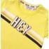 Dirkje jongens t-shirt neon geel