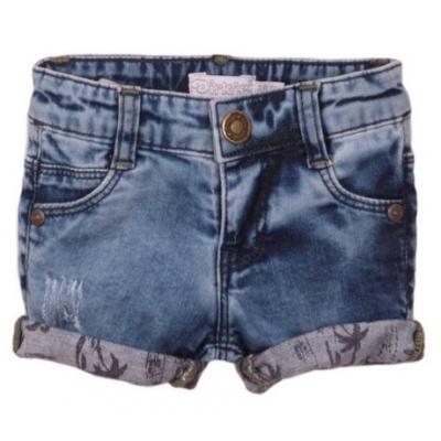 Dirkje korte jeans