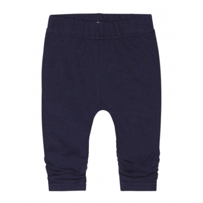 Dirkje basic donkerblauwe legging