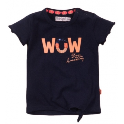 Dirkje t-shirt Wow