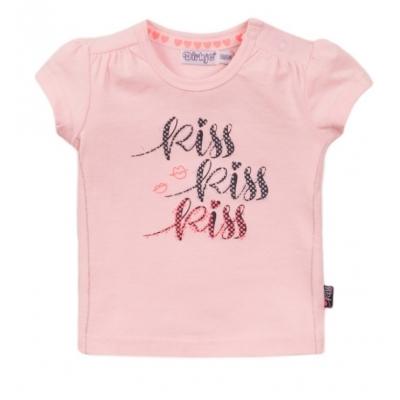 Dirkje t-shirt roze kiss