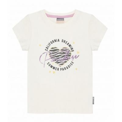 VinRose t-shirt snow white/lilac