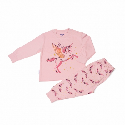 Frogs and Dogs Unicorn pyjama