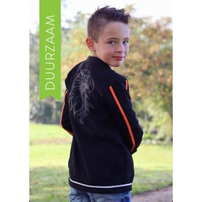 Legends22 Jacket Willem Black
