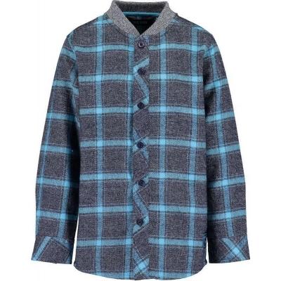 Blue Seven geruite blouse